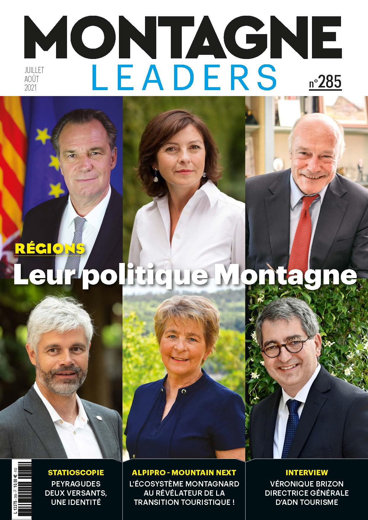 Couverture ML n°285